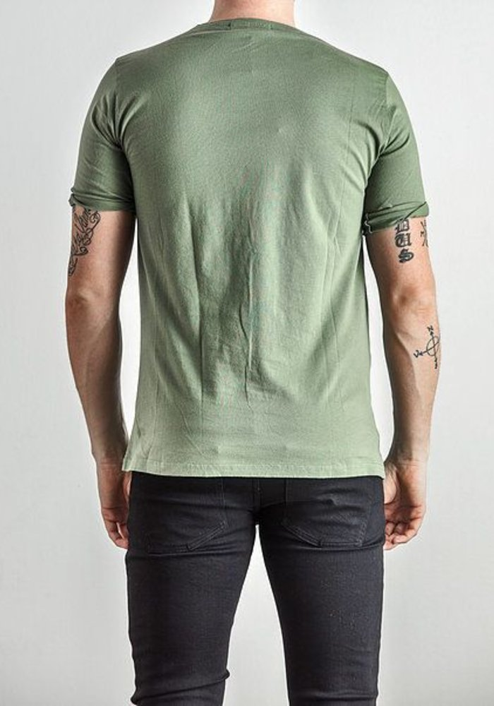 Embo Tee Army Green