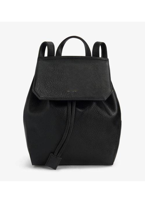 Matt & Nat Mumbai Backpack Black