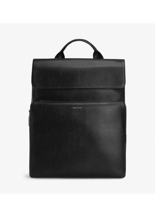 Matt & Nat Paxx Modern Backpack Black
