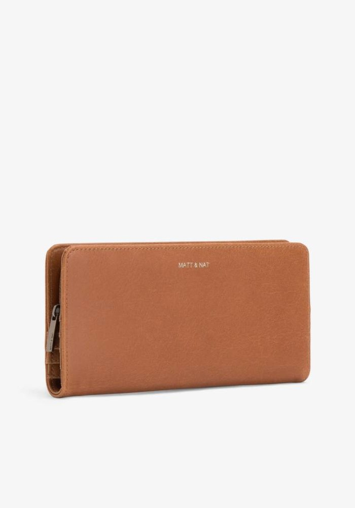Duma Vintage Brown Wallet