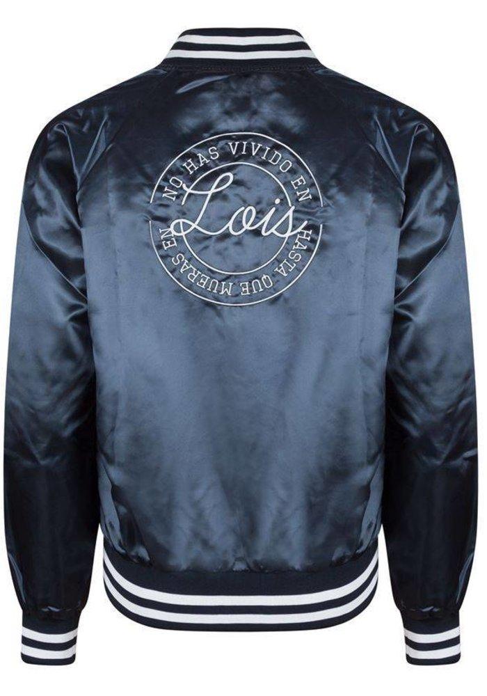 Classic baseball Jacket Navy