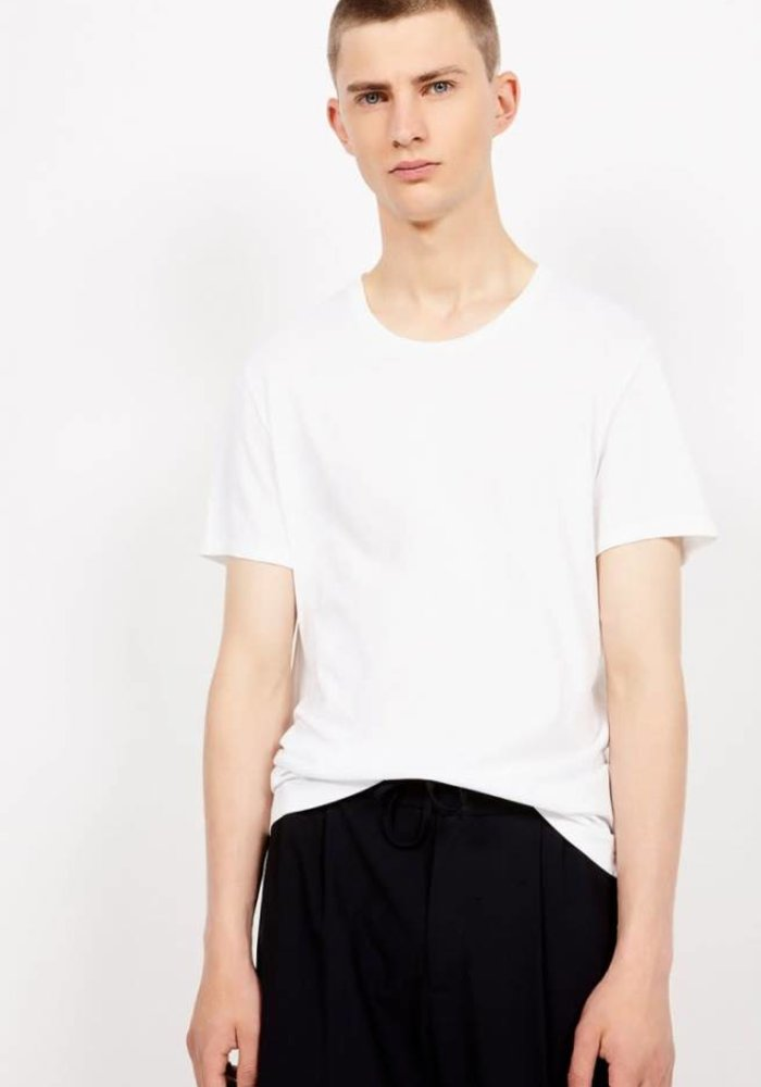 Denver Cotton T-shirt White