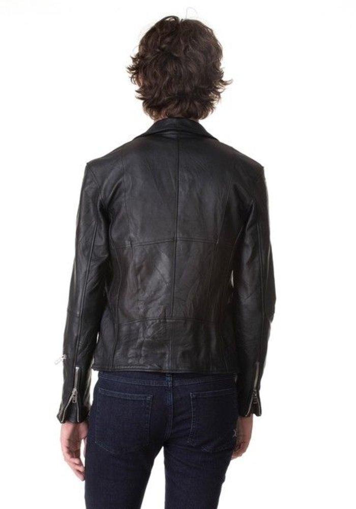Avery Jacket Black Leather