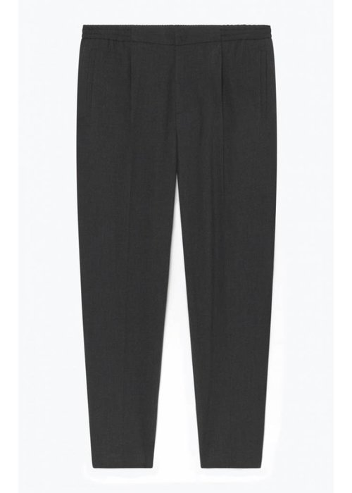 American Vintage Cambridge Cropped Trouser Navy