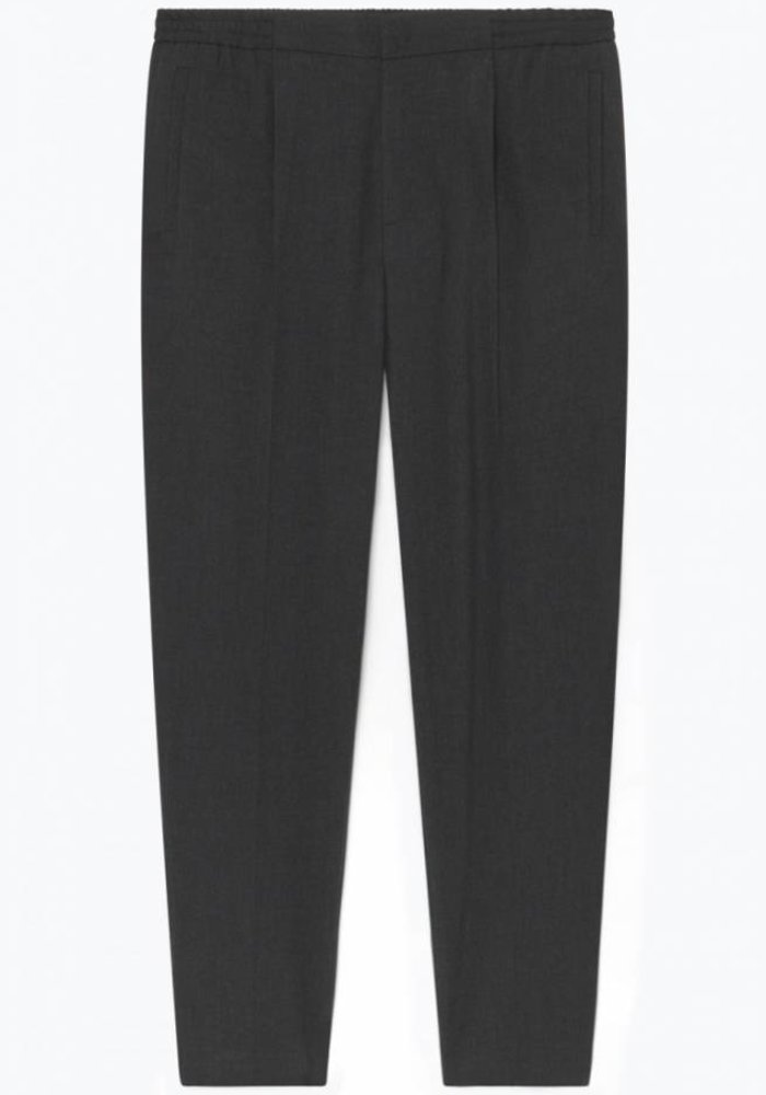 Cambridge Cropped Trouser Navy
