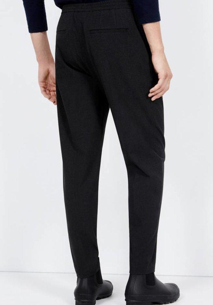 Cambridge Cropped Trouser Grey