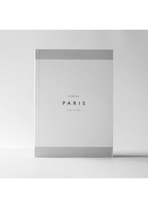 Cereal Magazine City Guide Paris