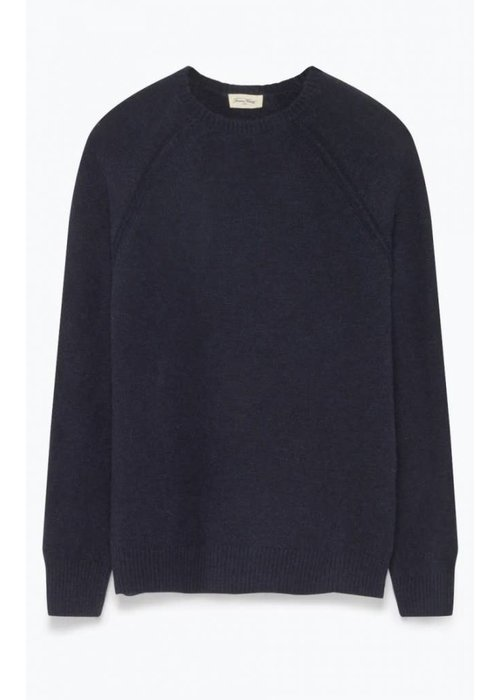 American Vintage Wixtonchurch Knitwear Navy