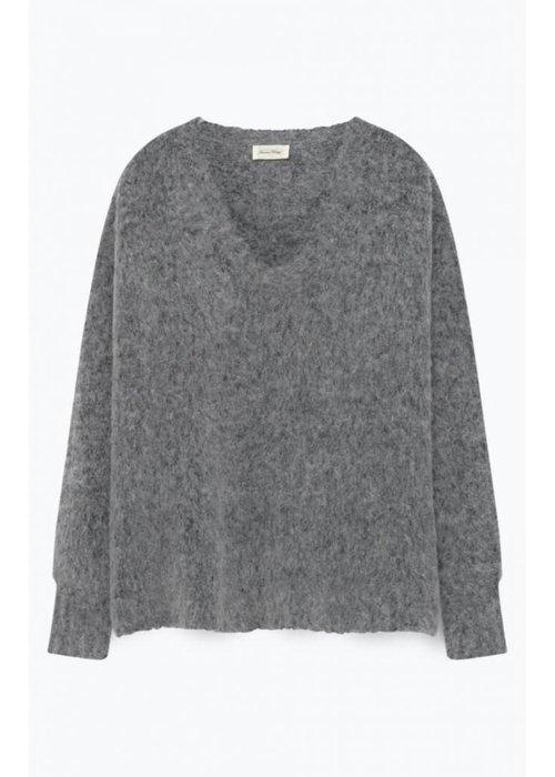 American Vintage Zapitown Knitwear Grey