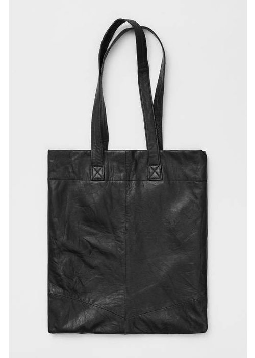 Deadwood Tote Bag Recycled leather