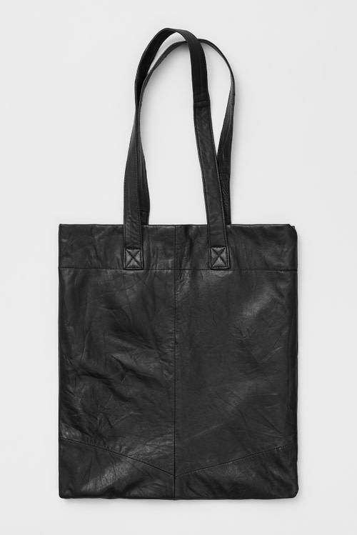 Tote Bag Recycled leather-1