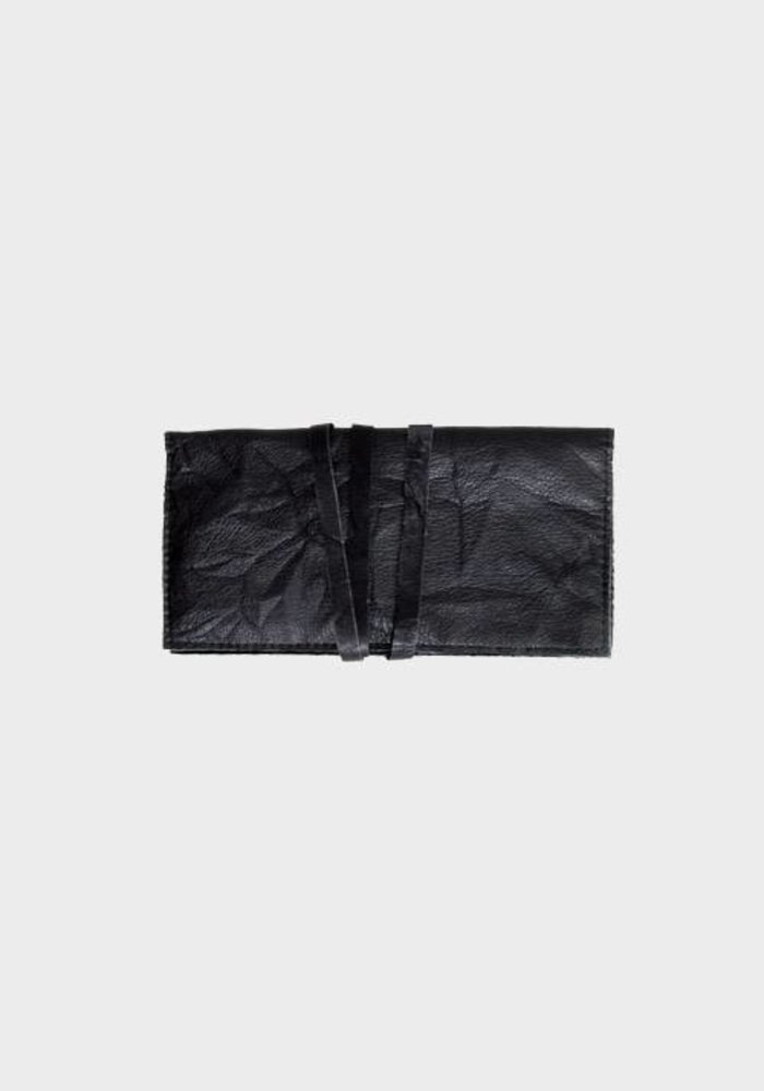 Rolla Wallet Recycled leather