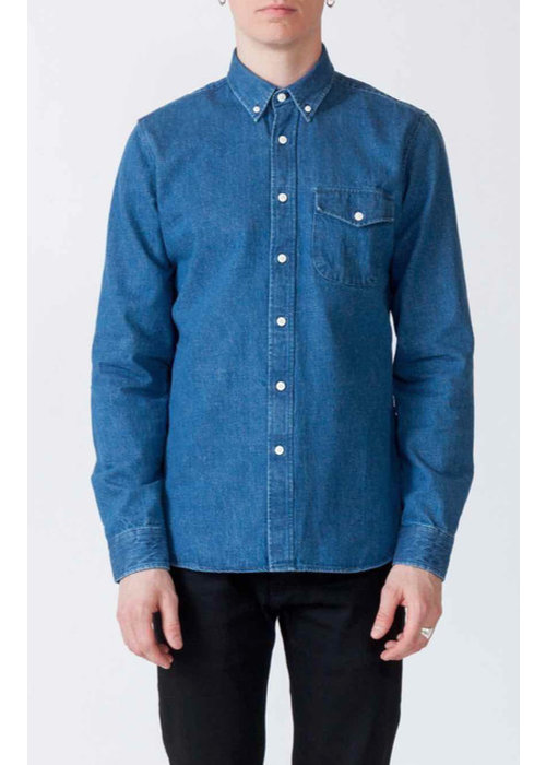 Livid Jeans Kirby Japan Blue Shirt