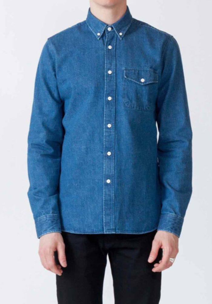 Copy of Hill Japan Indigo Shirt