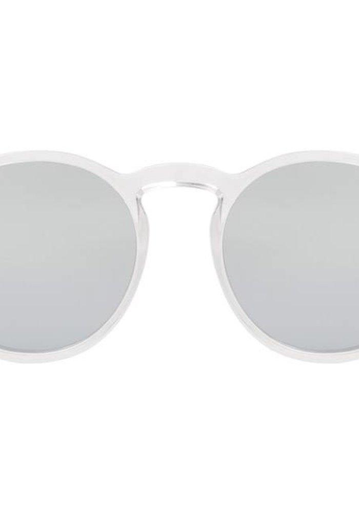 Cubanos Transparent Silver Mono Lens