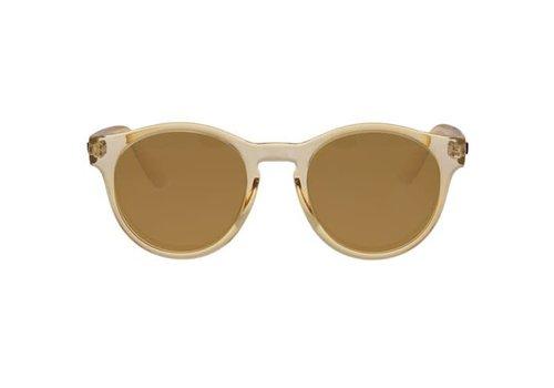 Le Specs Hey Macarena Transparent Polarized
