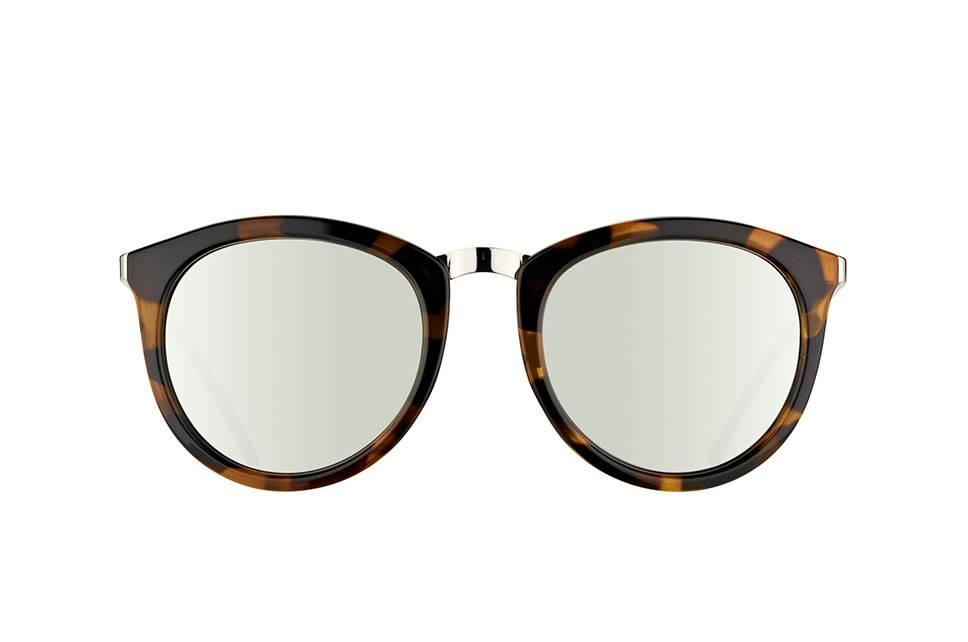 d99328fb35 Le Specs No Smirking Leppard Silver Revo Mirror - Rauw.