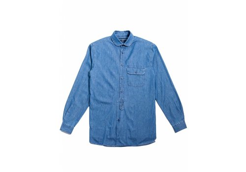 Natural Selection Studio Shirt Indigo Stone