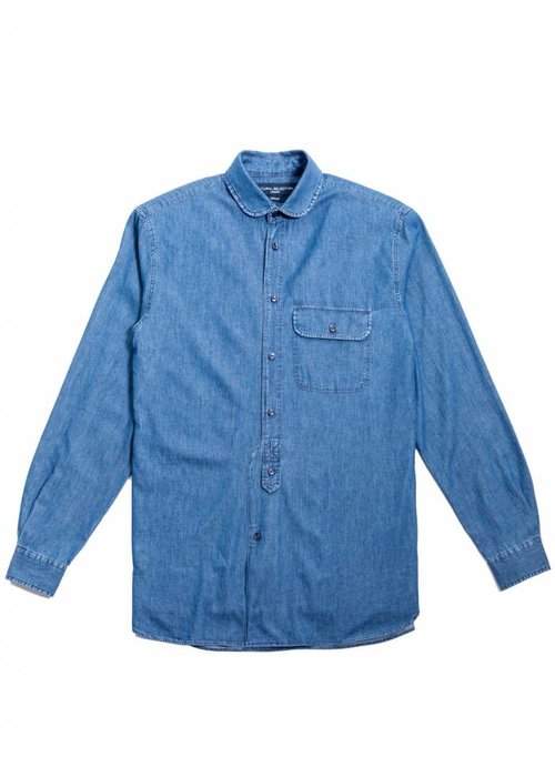 Natural Selection Studio Shirt Indigo Stone