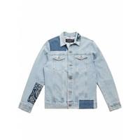 Reworked Livingstone selvedge Jacket