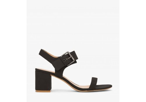 Matt & Nat Elysa Black Vegan Suede