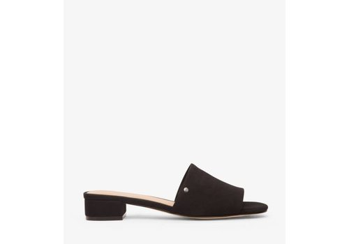 Matt & Nat Manya Black Vegan Suede Mules
