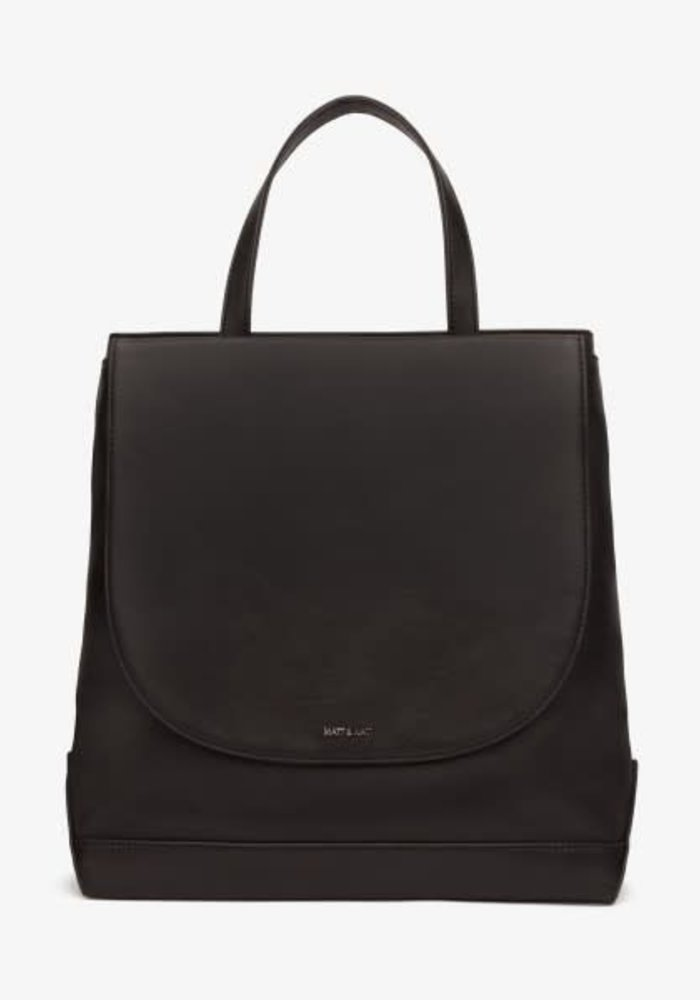 Aaron Classic Backpack Black