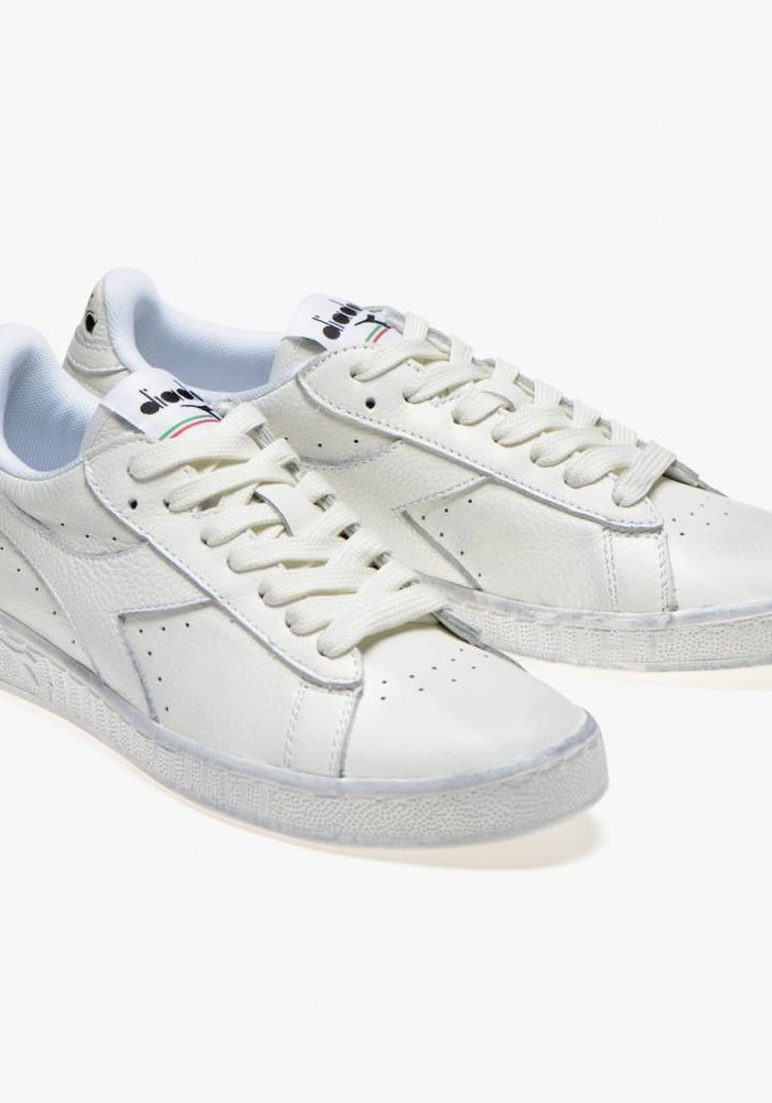 Game L Low Waxed White