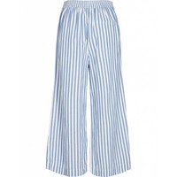 Maui Pants White Blue