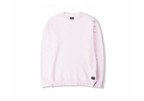 Edwin Jeans Classic Crew Sweat Pink