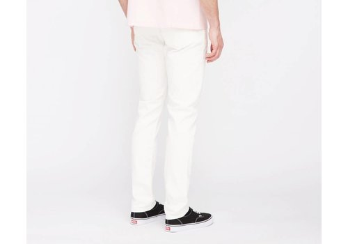 Edwin Jeans Modern Regular Tapered Off White Denim Rinsed