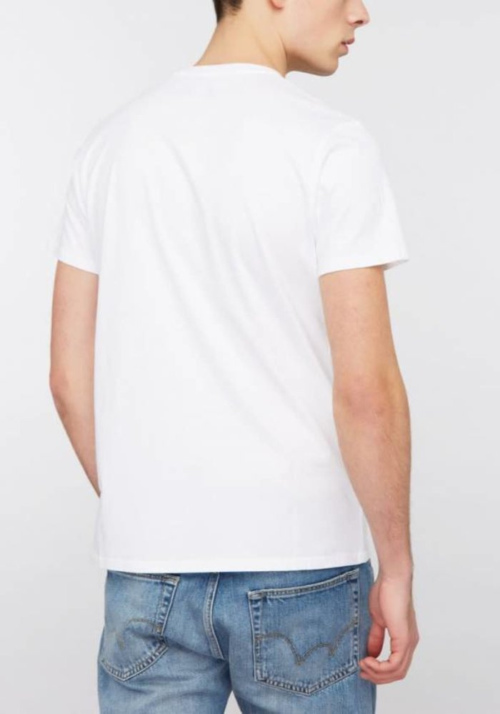 Japanse Sun Classic T-Shirt White