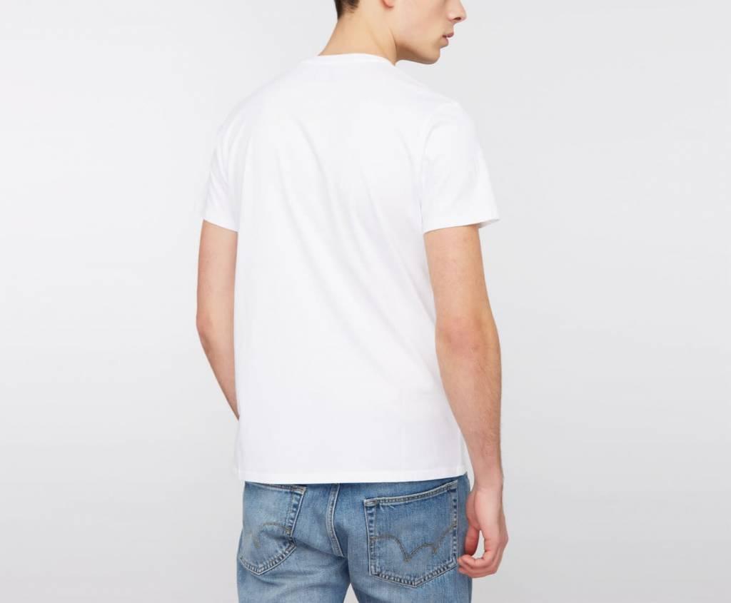 Japanse Sun Classic T-Shirt White-3
