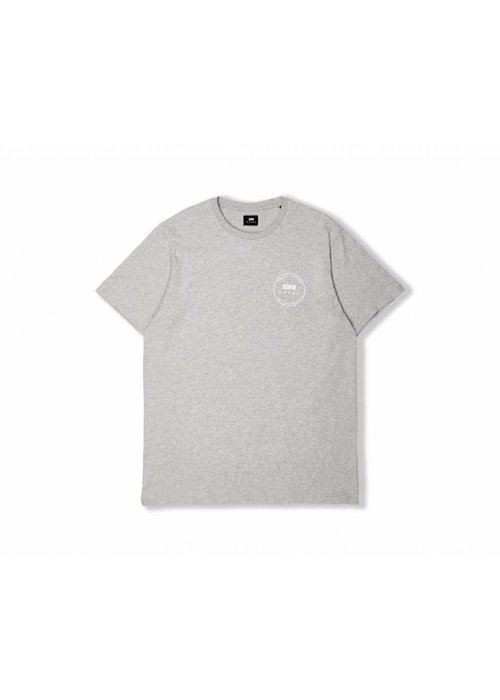 Edwin Jeans Trademark T-Shirt Grey Marlange