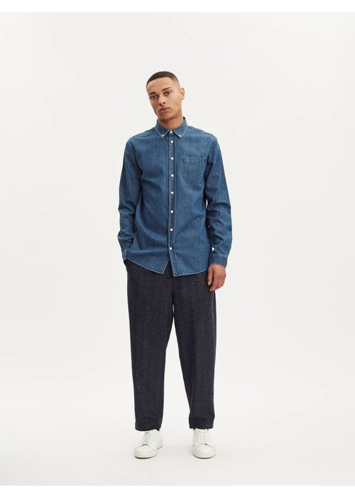 Libertine Libertine Hunter Washed Denim Shirt