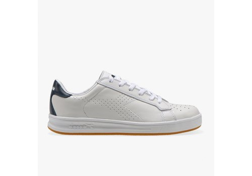 Diadora Martin Low White Blue Denim
