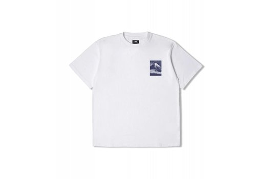 Edwin Jeans From MT Fuji T-Shirt White