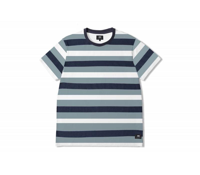 George T-shirt Goblin Blue Striped