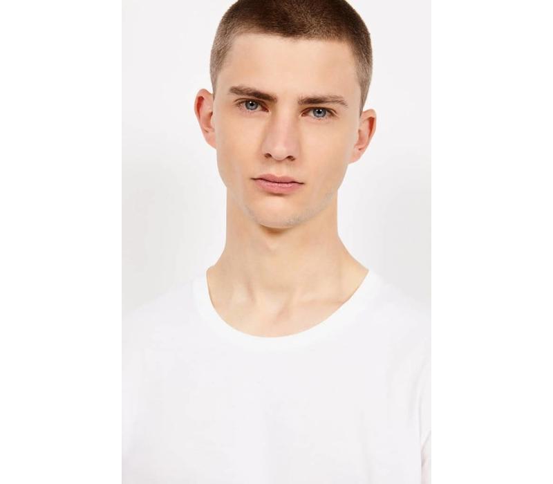 Denver Cotton T-shirt White