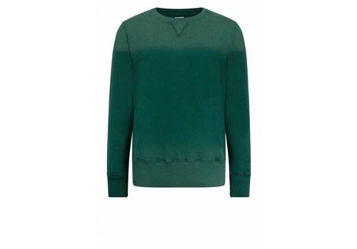 Lois Jeans Felpa Sweater Green Washed