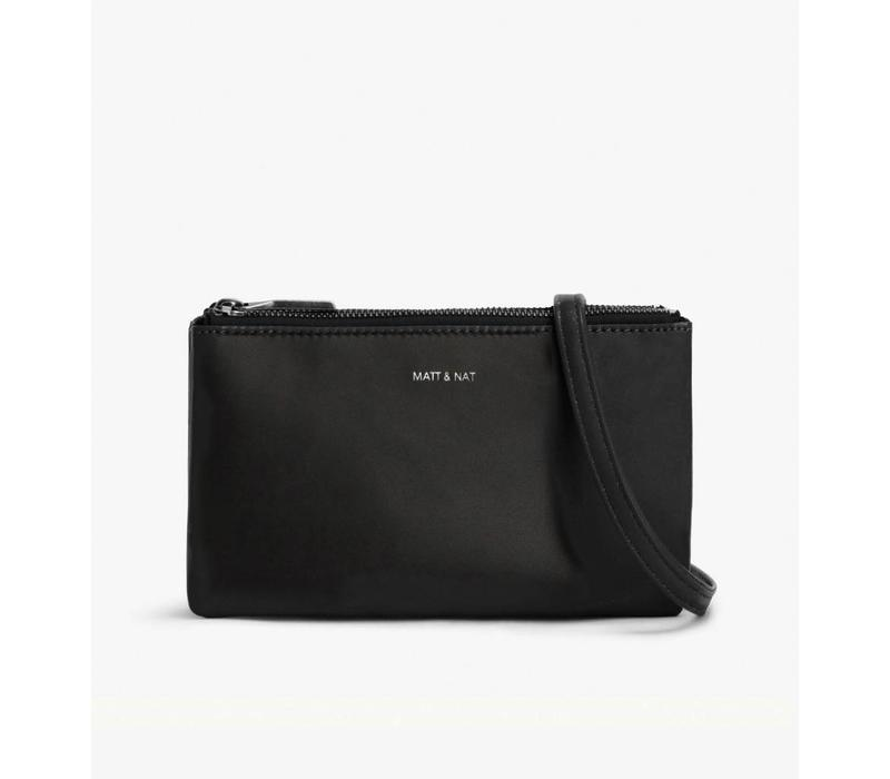 Triplet Crosbody Bag Black Black One Size