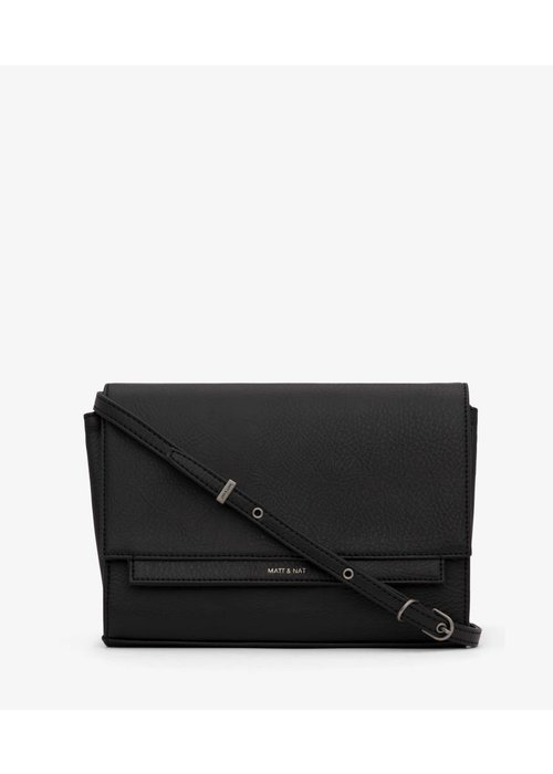 Matt & Nat Silvi Crossbody Bag Black