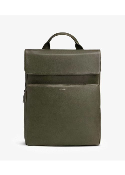 Matt & Nat Paxx Modern Backpack Emerald Green