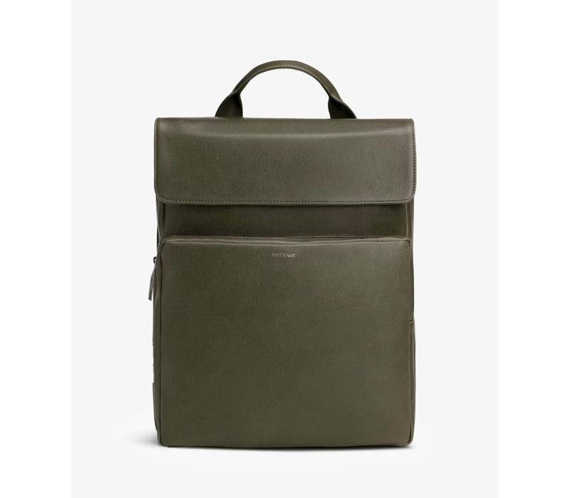 Paxx Modern Backpack Emerald Green