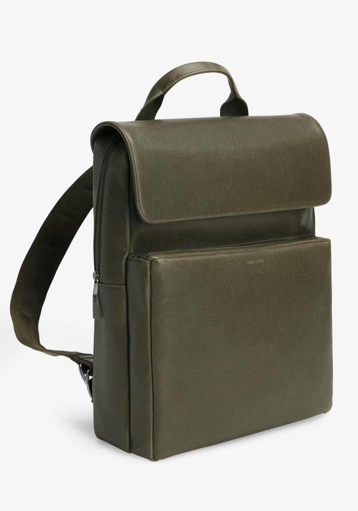 Paxx Modern Backpack Emerald Green