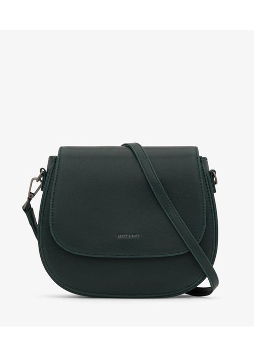 Matt & Nat Rubincon Crossbody Bag Emerald
