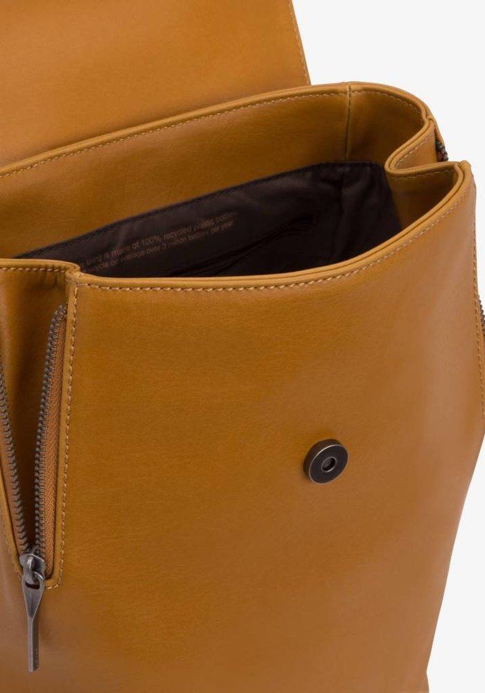 Fabi Mini Vintage Backpack Shine