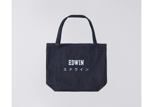 Edwin Jeans Freddy Indigo Shopper Bag