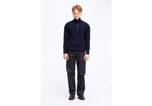 Livid Jeans Noel Sailor Heavy Knit Navy