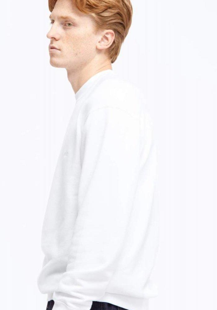 Warren Heavy Sweater White